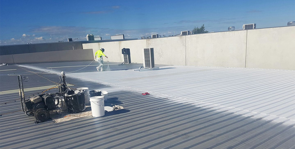 Commercial Roofing Protection